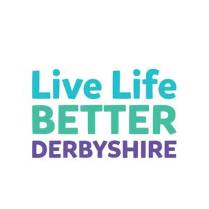 Live Life Better Derbyshire logo