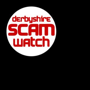 Derbyshire Scam Watch logo