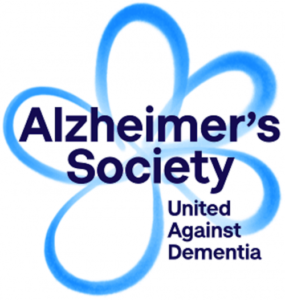 Alzheimer's Society logo